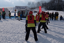 平成の雪合戦