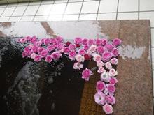 香り風呂(バラ風呂)
